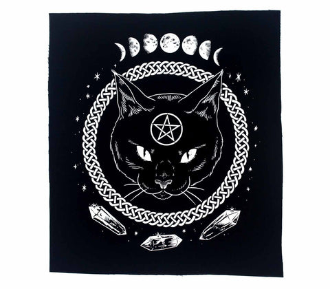 Magickal Protection - Back Patch