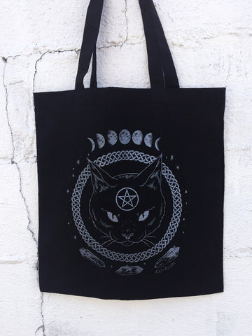 SALE // Magickal Protection - Tote Bag