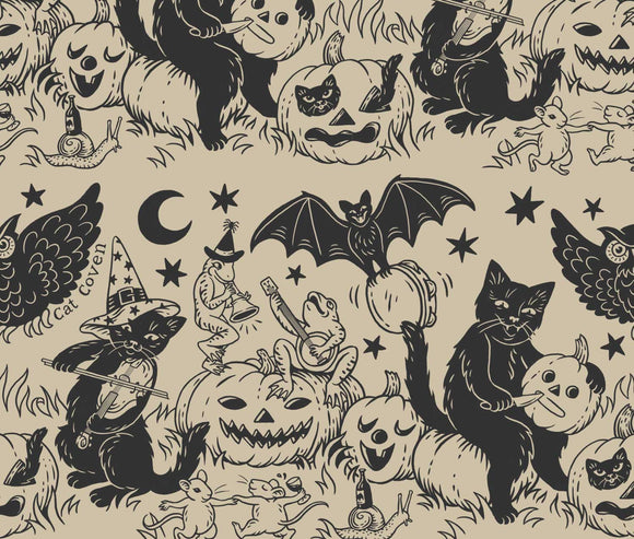 ✷PRE-ORDER✷ Face Mask - Halloween Jamboree