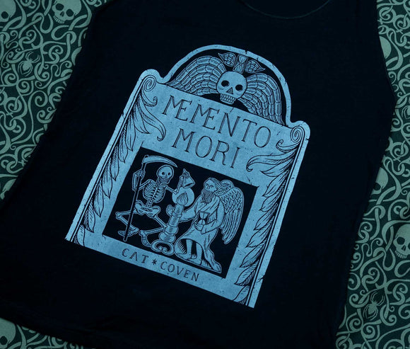 LIMITED 76 - Memento Mori - Tank Top XL