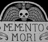 Memento Mori Back Patch