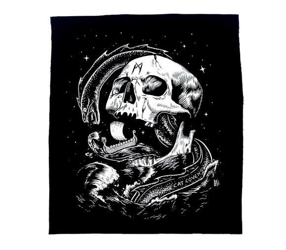 Midgard - Back Patch