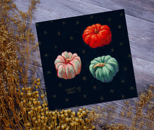 My Favorite Pumpkins - Fine Art Print