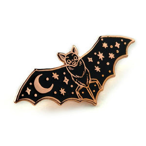 Creature of the Night: Copper Pin