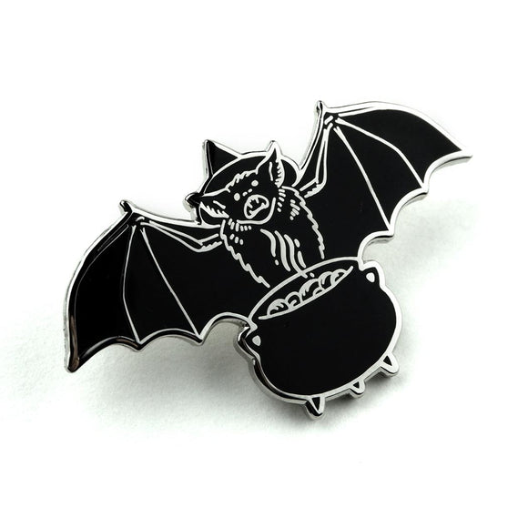 SALE // Bat Witch Pin
