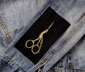 Embroidery (Bird) Scissors - Small Patch