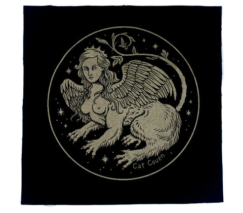 SALE // The Sphinx - Back Patch