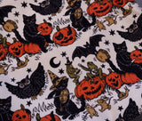 Tote Bag ✷FLAWED✷ - Halloween Jamboree (Color)