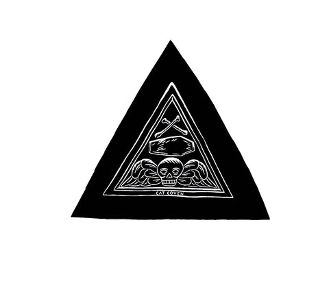 Death's Head Triad - Small Patch