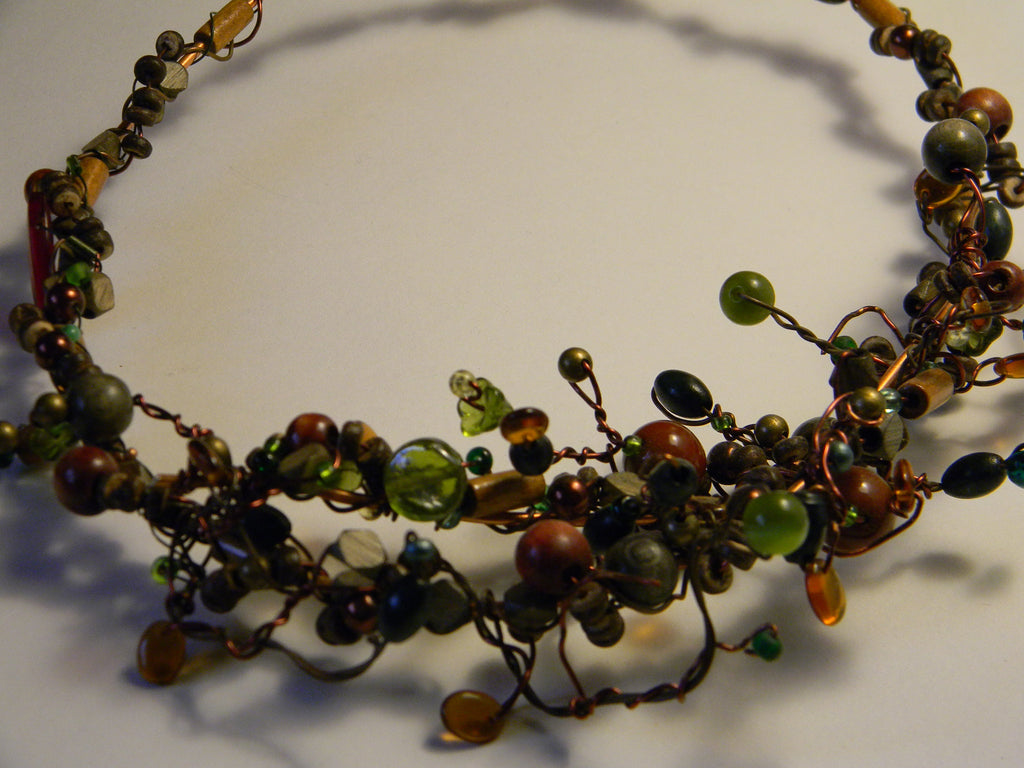 The Queen of the Forest Torc
