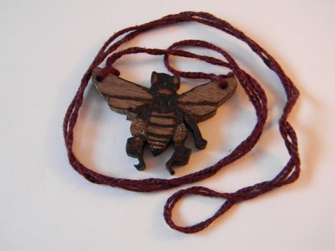 Walnut Honeybee