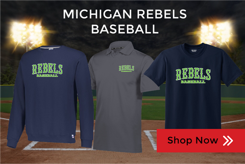 Michigan Rebels Baseball
