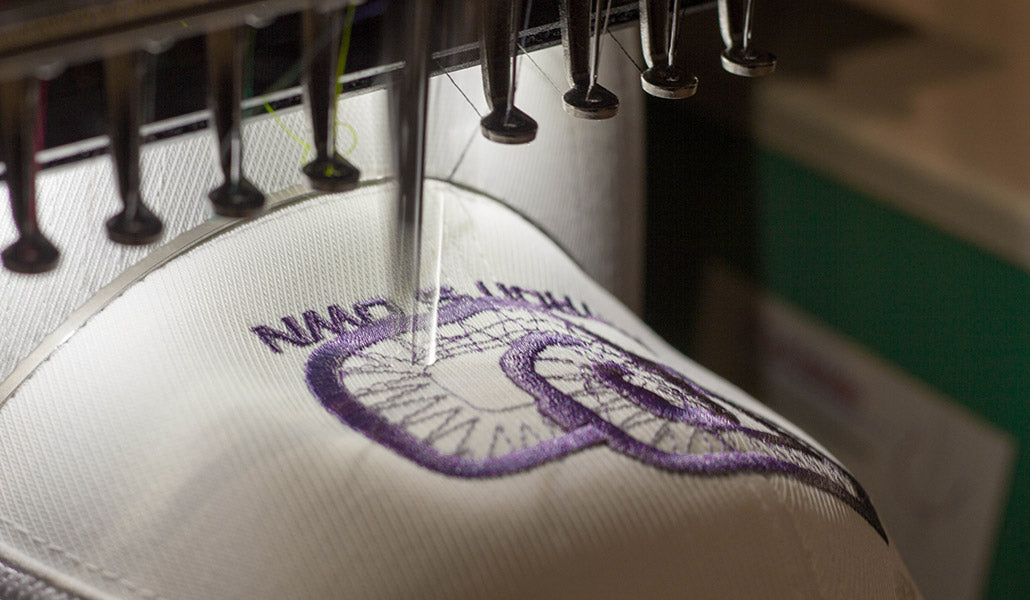 Custom Embroidered Apparel