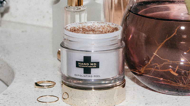 The 45 Second Skin Care Fix For Dry, Rough Hands