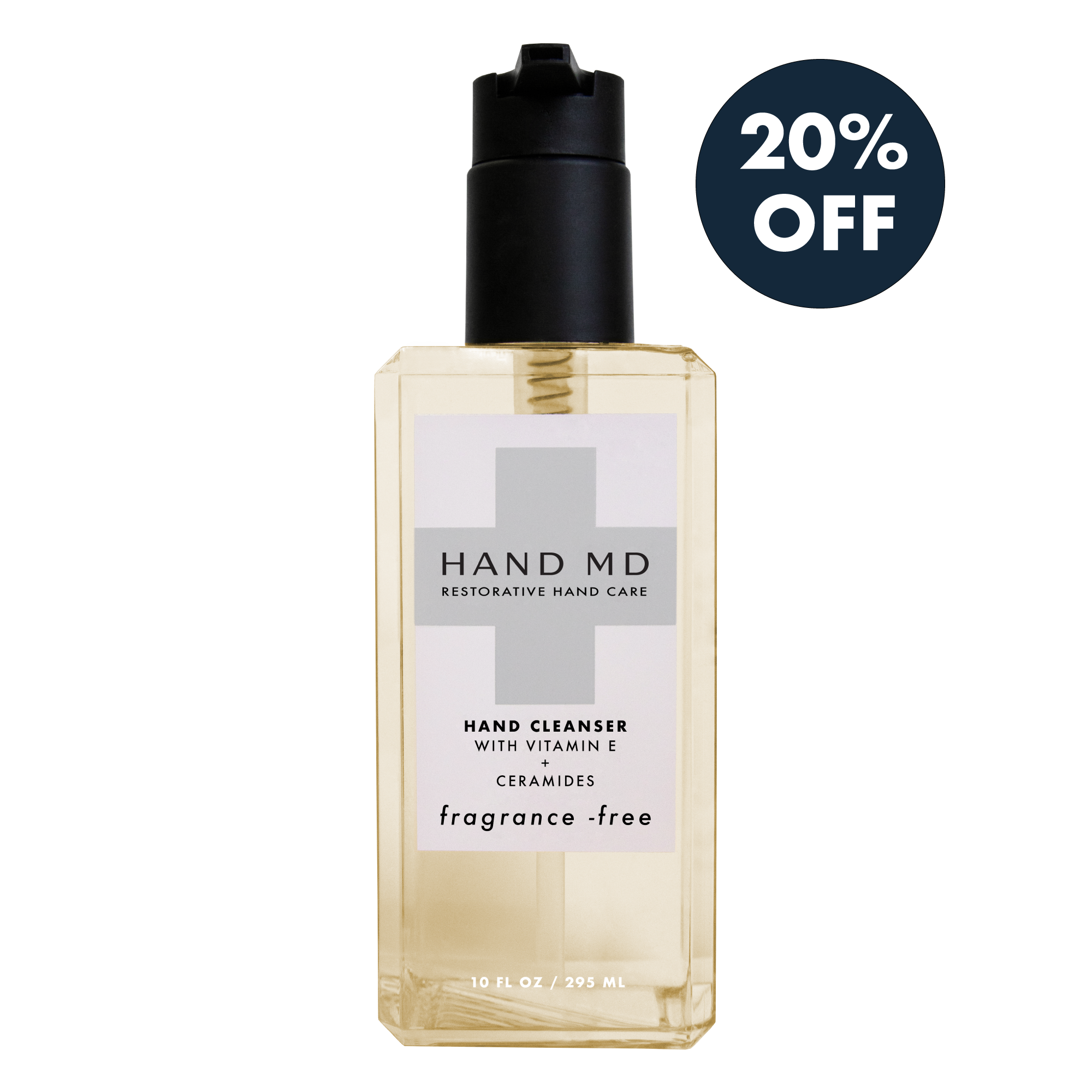 Hand Cleanser - Fragrance Free