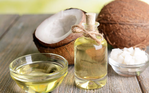 Anti Aging Foods and Ingredients - Coconut Oil