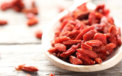 Anti Aging Foods and Ingredients - Goji Berries