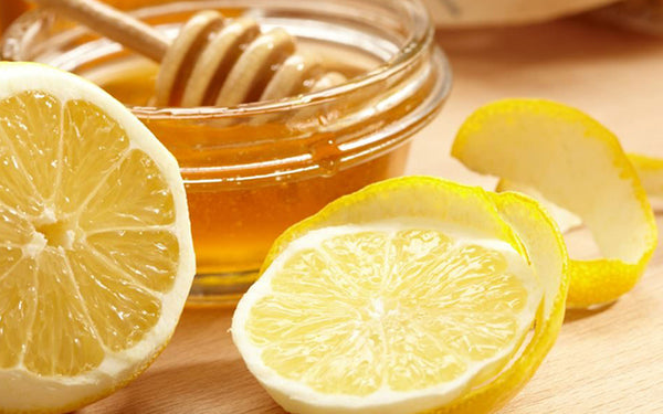Honey & Lemon For Hand Care