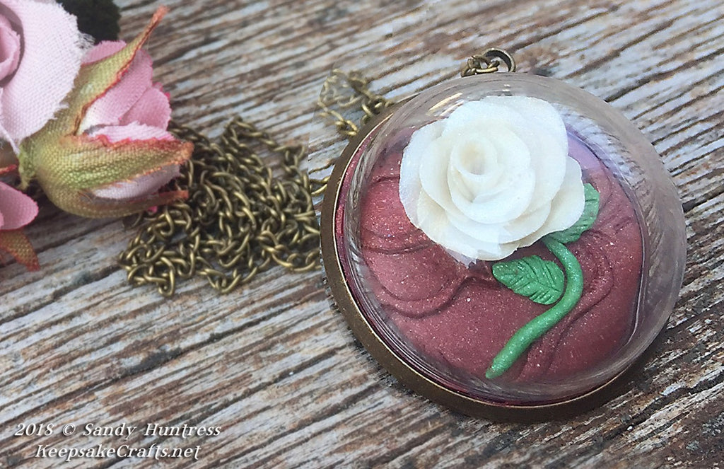 Enchanted Rose Pendant - Enchantment Create Along Box