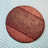 Year of Veneer- polymer clay easy faux leather