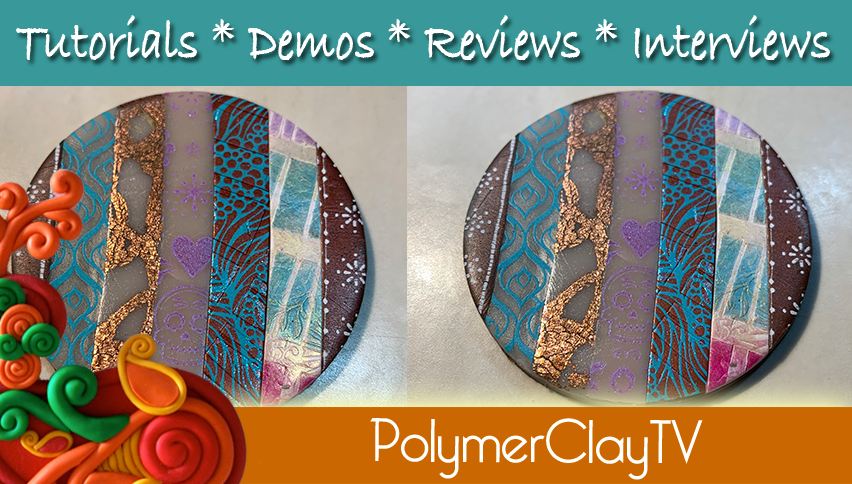 How to make a Kitchen Sink polymer clay Veneer - Year of Veneer Series