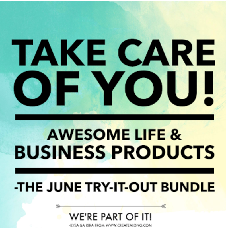 Product bundle for an Awesome Life and Better Business!