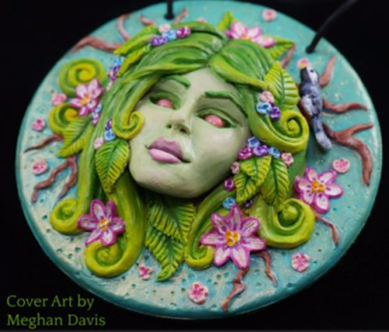 August Issue of Polymer Clay Universe Magazine Released!