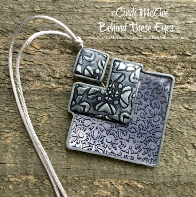 """Shades of Grey"" Pendant & More"