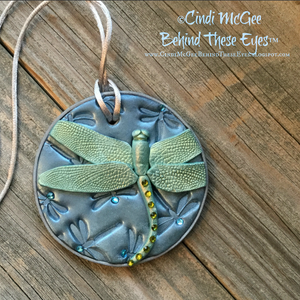 Dragonfly Pendant - Create Along Box!