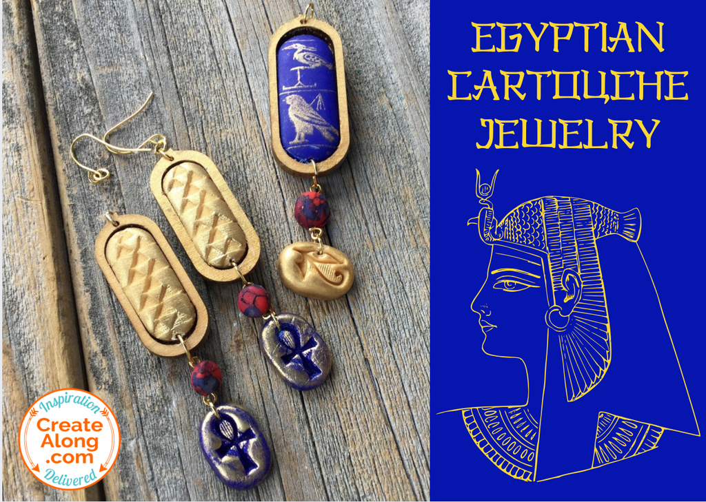 Create Cartouche Jewelry!