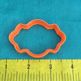 Wavy Bottle Label Cutter for Polymer Clay, Mixed Media, Jewelry and Baking 3d