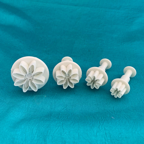 Image of Daisy Plunger Cutters For Polymer Clay And More - Polymer Clay TV tutorial and supplies