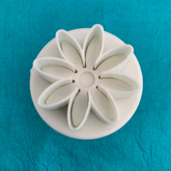 Daisy Plunger Cutters For Polymer Clay And More