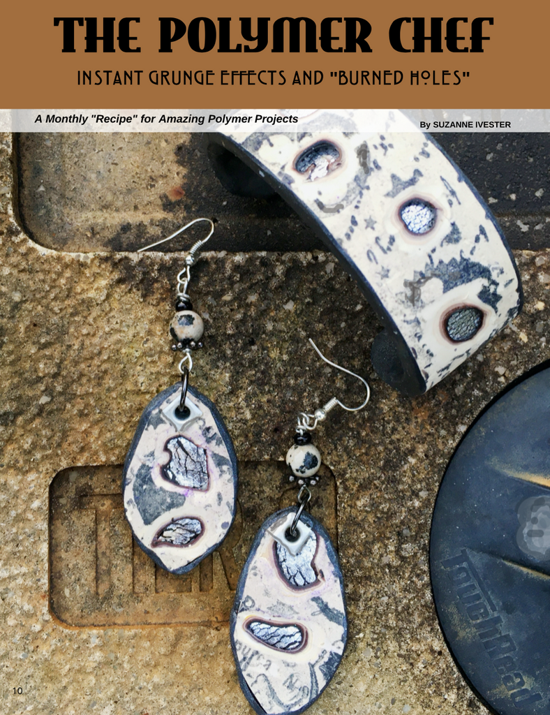 DIGITAL May 2020 Passion for Polymer clay magazine- PDF download