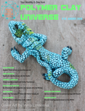 PCU August 2018 Polymer Clay Universe magazine download PDF tutorials - Polymer Clay TV tutorial and supplies