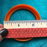 Circle 2.5 inch trading coin Cutter for Polymer Clay and Mixed Media - Polymer Clay TV tutorial and supplies