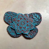 Lisa Pavelka Butterflies designer Cutters for Polymer Clay and Mixed Media jewelry and more - Polymer Clay TV tutorial and supplies