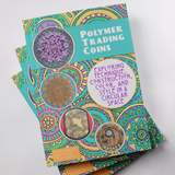Polymer Clay Trading Coins Book tutorials and gallery - Polymer Clay TV tutorial and supplies