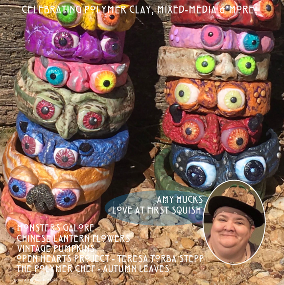 DIGITAL September 2019 Passion for Polymer polymer clay magazine pdf download