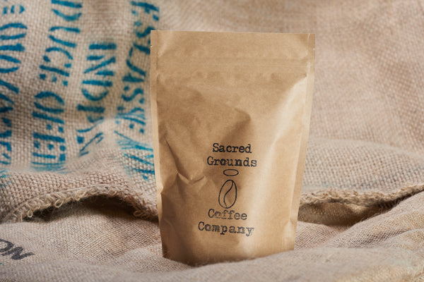 SINGLE BAG SHIPPING - 1 x 200g bag of coffee (includes postage)