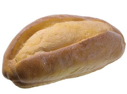 Artificial French Bread Loaf 8.5 Inches Long x 4.5 Inches Wide, Baguette