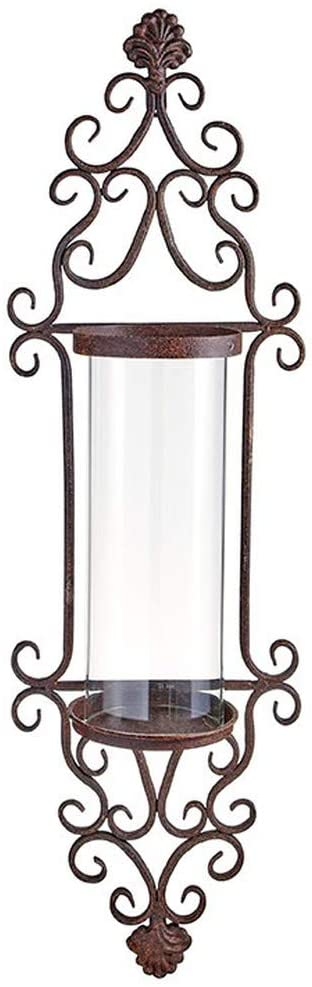 "RAZ Imports Through The Garden Gate 31"" Wall Sconce"