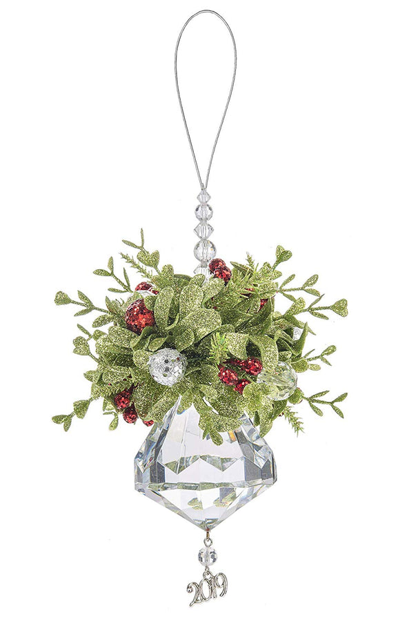 Ganz Limited Edition 2019 Decorative Jewel Ornament