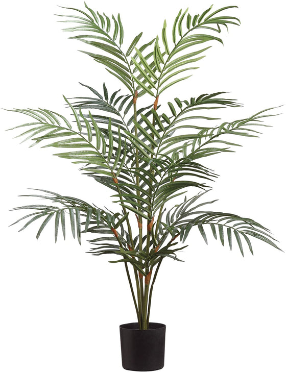 Allstate Artificial Tropical Palm Tree Plant in Pot - 36 Inches High