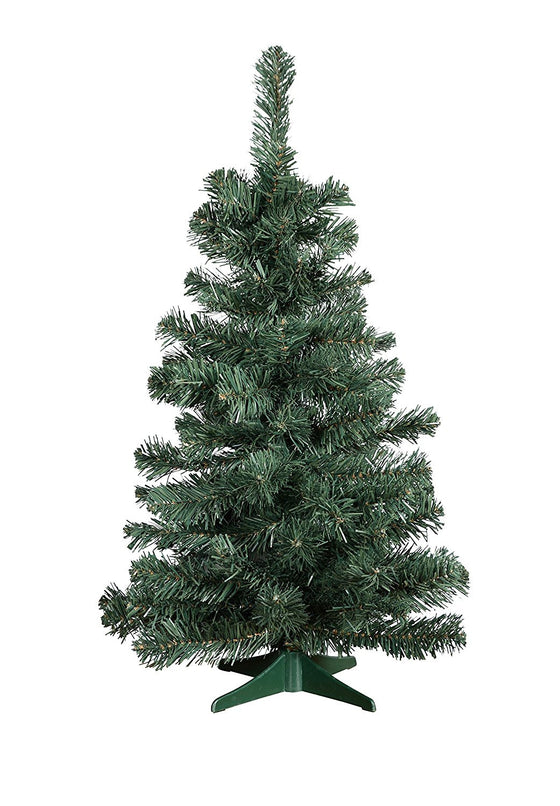 2 Foot High Christmas Balsam Pine Tabletop Tree