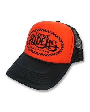 RIDERS CAP - RED