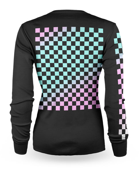 CHECKERS BLACK