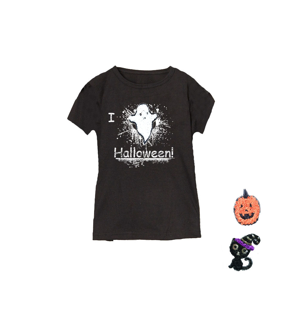 Mi Amore Gigi Halloween Interchangeable Top