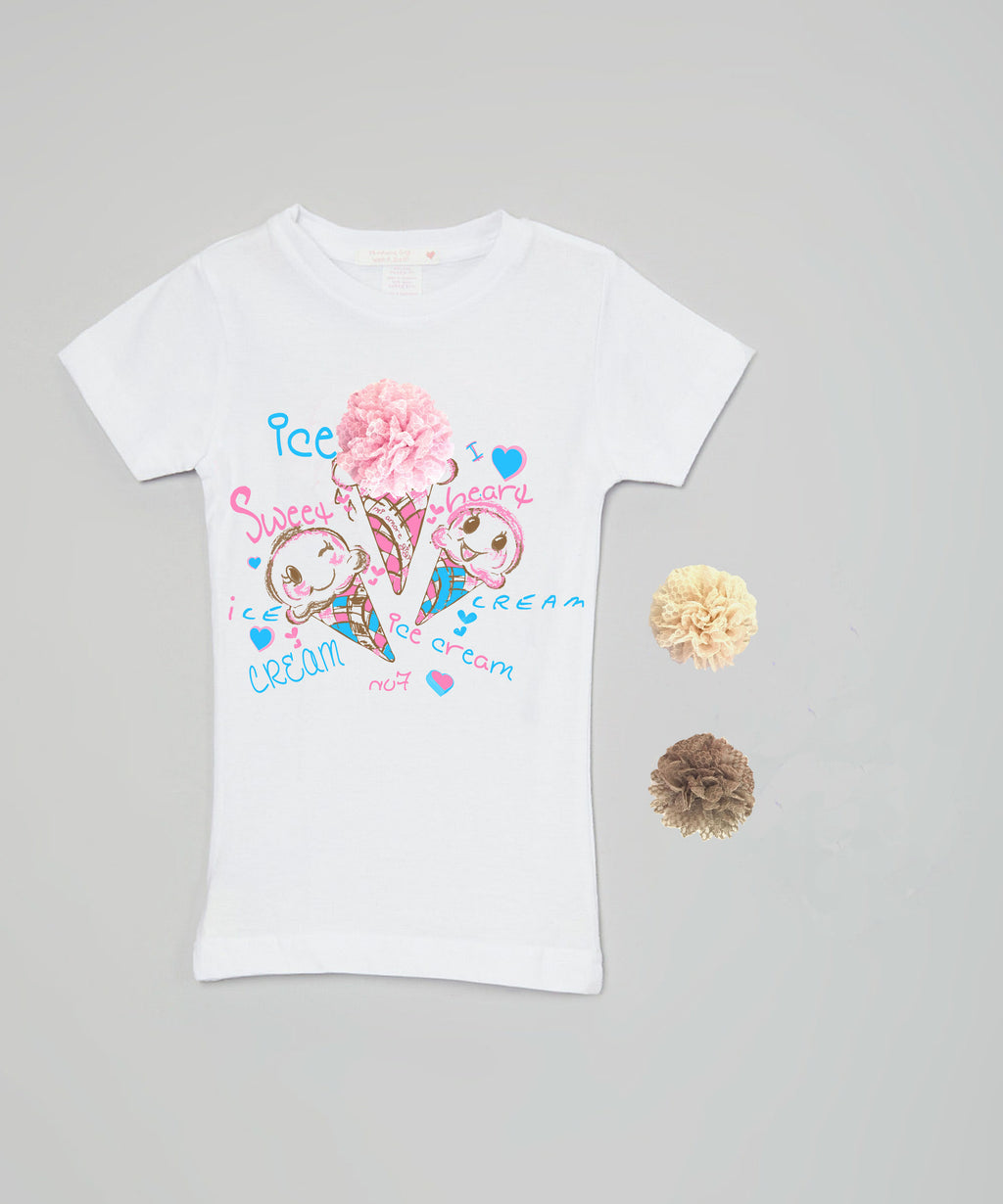 Mi Amore Gigi Ice Cream Interchangeable Top