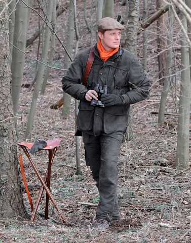 Laksen Kodiak Hunting Trousers - Wildstags.co.uk